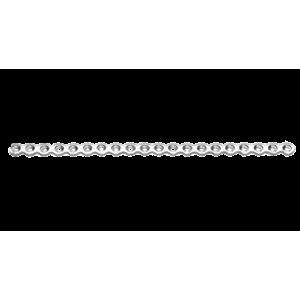 Maxilofacial Plate W/O Gap - S.S. 316L