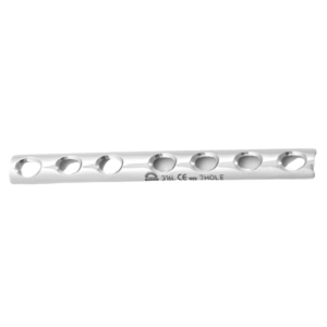 1/4 Tubular Plate - S.S. 316L