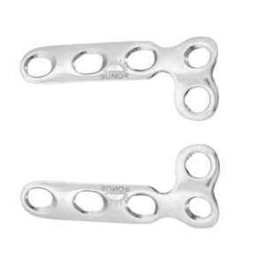 3.5mm LC Medial Proximal Tibia Plate