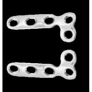 2.7mm L Plate - Titanium