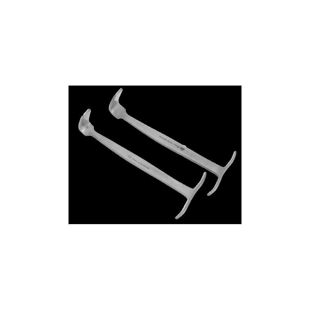Smillies Knee Joint Retractor