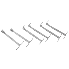 Smillies Knee Joint Retractor Set of Six