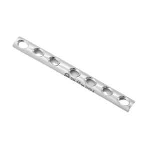 3.5mm 1/3 Tubular Plate - S.S. 316L