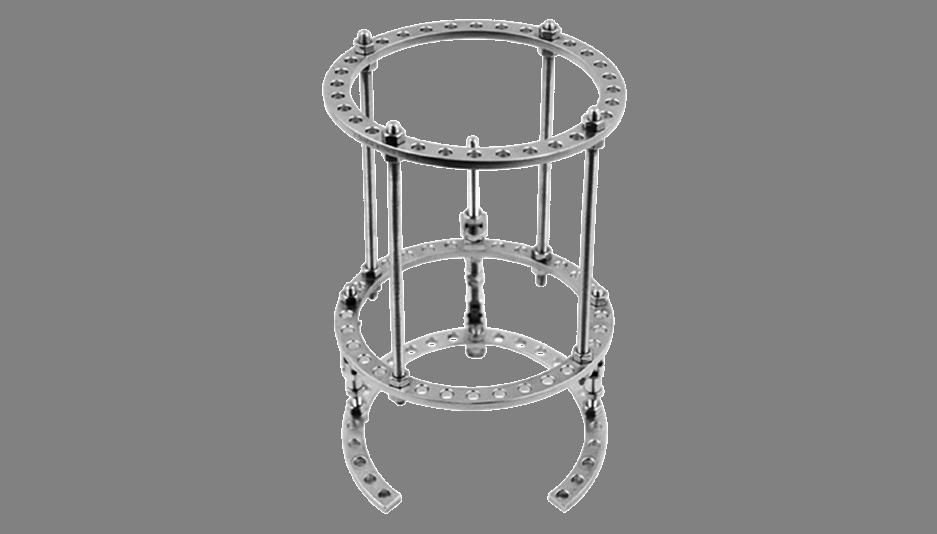 Illizarov Ring Fixator