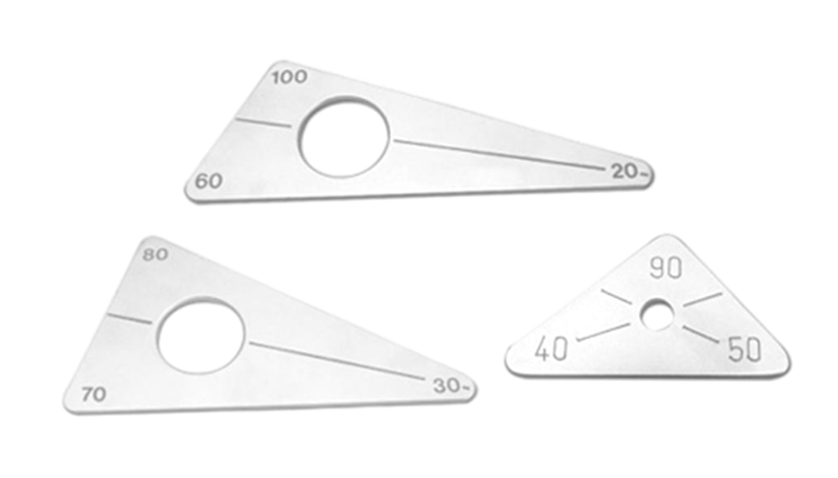 Condylar & Angled Blade Plate Instruments