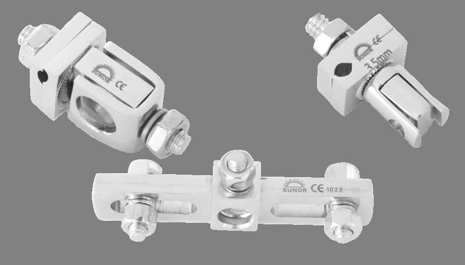 Tubular System External Fixator